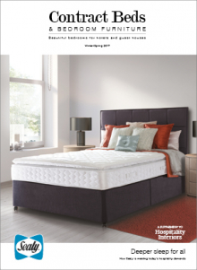 Contract Beds and Bedroom Furniture supplement