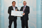 Leading hotelier recognised for charity support
