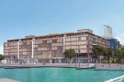 Conran and Partners join Auckland harbour hotel design team