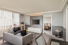 HASSELL behind refurbishment of Pan Pacific Perth's Premier guest rooms