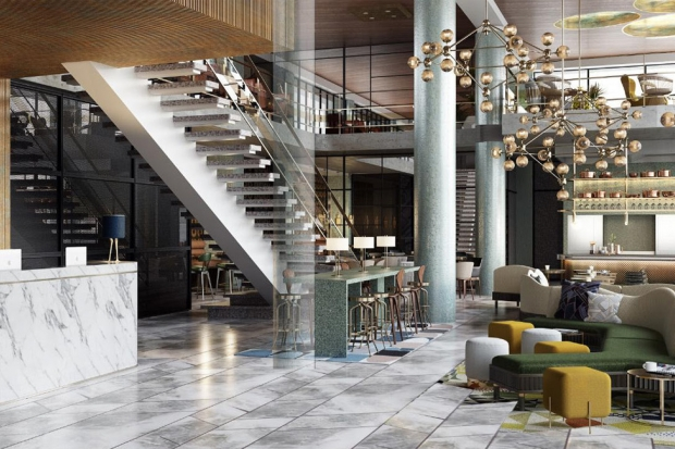 The Slaak Rotterdam opens with interiors by HDVL