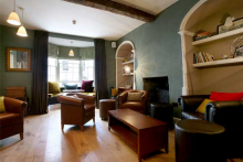 Browns Hotel, Laugharne, South Wales