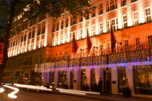 May Fair Hotel appoints artist in residence