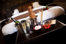 The Chocolate Boutique Hotel featured in the Michelin Guide