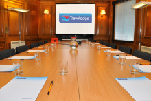Travelodge launches meeting room service