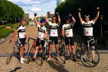 Top hoteliers sign up to Hospitality Action's Cycle Challenge