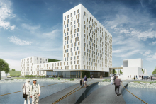 New Novotel to be built at Amsterdam's Schiphol Airport