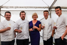 Chefs raise over £40,000 at Charity Polo Day