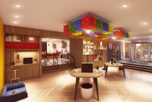 Qbic Hotel London City launches £1 charity room sale