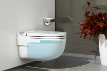 Roca's first Sleep appearance dedicated to bathroom innovations
