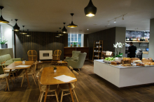 ercol seating takes pride of place in prominent UK eateries