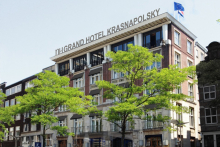 NH Grand Hotel Krasnapolsky to be redesigned