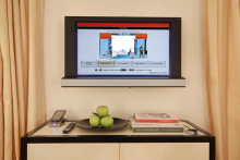 A new league of guest experience from  Crestron