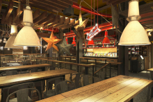 Big Easy to bring authentic barbecue experience to Covent Garden