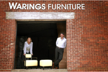 Warings Furniture signs £4m deal with Whitbread