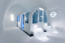 24th Icehotel opens in Swedish Lapland