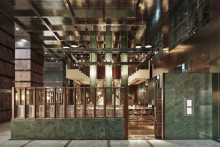 Dernier & Hamlyn enlightens new Canary Wharf dining experience