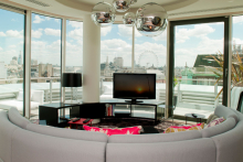 The Residences at W London, Soho