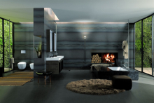 Keramag Design's luxurious aesthetic