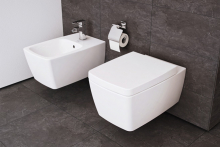 VitrA brings new levels of hygiene to the bathroom with M-Line