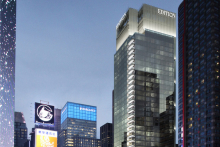 Edition hotel to open in New York's Times Square