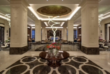 Istanbul's largest hotel opens its doors