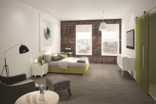 Interface Hospitality brings new brand of flooring to the hotel sector