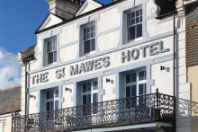 The Idle Rocks acquires The St Mawes Hotel, Cornwall