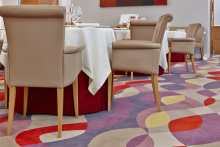 Wilton's five-star carpet for Ireland's only two-star Michelin restaurant