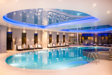 Gleneagles unveils £5m leisure club refurbishment