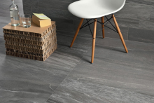 Solus Ceramics' Rawstone: Modern lines with a natural twist