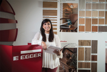 Egger makes key appointment