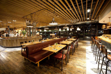 Casual Dining Interior Design Award winners 2014 announced