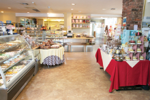 Chocolatier chooses Polyflor's stylish safety flooring