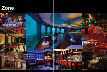 Zone: Bars and nightclubs