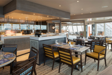 Morgan supplies seating for luxury cruise ship