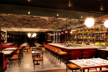 ICRAVE designs first Serafina and Brasserie Cognac locations in Istanbul, Turkey
