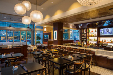 GTM Architects announces completion of Cafe Deluxe