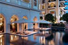Regent Porto Montenegro debuts with designs by ReardonSmith Architects and ReardonSmith Landscape