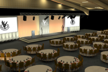 Gleneagles unveils ambitious plans for new arena