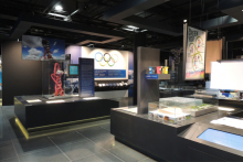 CD UK receives Corian order of Olympic proportions