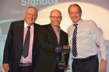 Signbox scoops gong at BSGA British Sign Awards 2014