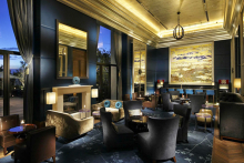 Award-winning hotel design from G.A Design