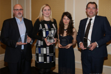 Winners of Hospitality Finance, Revenue Management and IT Awards of the Year 2014 announced by HOSPA