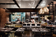 Rockwell Group designs Chefs Club Restaurant