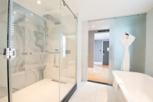 Wetrooms UK brings style and functionality to boutique hotel's bathrooms
