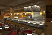 Harrods' new chinese restaurant to open on fifth floor