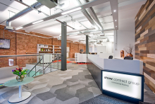 Shaw Contract Group opens doors to London showroom