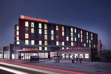 Planning approval granted for Hilton Garden Inn at Old Trafford