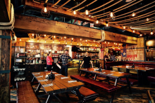 Big Easy Bar.B.Q & Lobstershack opens largest venue to date in Canary Wharf